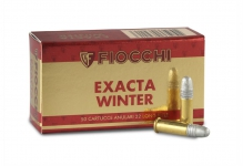 .22LR Exacta Winter – 40gr – RN – 100/box