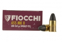 .455 Webley – 262gr – 50/box