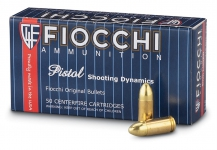 9mm Luger – FMJ – 115gr – 50/box