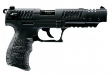 Walther P22 Target Blue .22LR